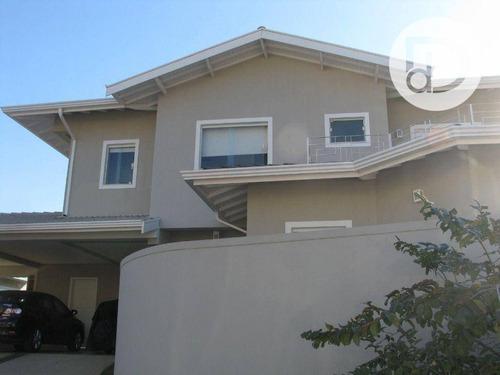 Imagem 1 de 30 de Casa Com 4 Dormitórios À Venda, 300 M² Por R$ 1.600.000,00 - Centro - Vinhedo/sp - Ca4141