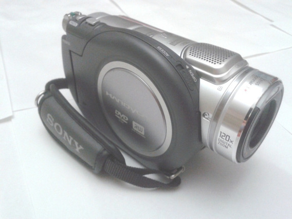 Video Camara Filmadora Grabadora Sony Handycam Dvd