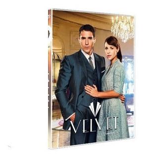 Velvet + Velvet Coleccion - Serie Española - Dvd