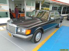 Mercedes Benz Clase S 280s