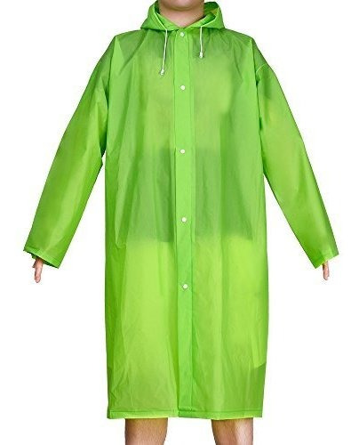 Poncho Impermeable Impermeable Para Adultos Mudder Con Capuc