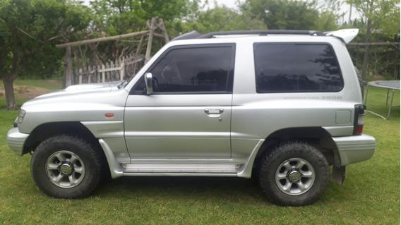 Mitsubishi Montero 3 Puertas 2.8 Tdi Gls Full 1998 4x4