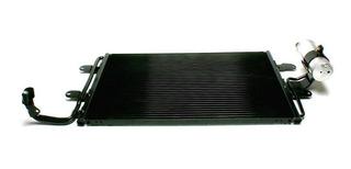 Condensador Radiador Bruck Vw Golf Jetta A4 Beetle C/ Aire