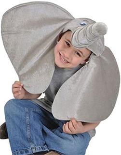 Sombrero De Elefante Relleno Gorro De Fiesta Disfraz
