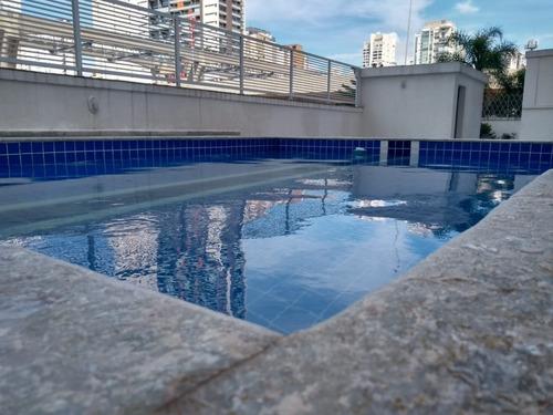 Ótimo Apartamento Na Vila Cordeiro - 249