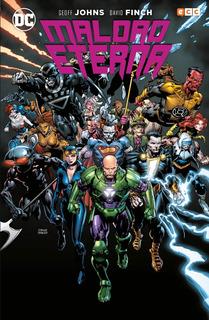 Maldad Eterna - Dc Ecc Comics - Robot Negro