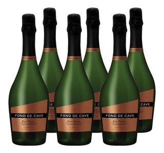 Champagne Fond De Cave Nature X750cc Caja X6