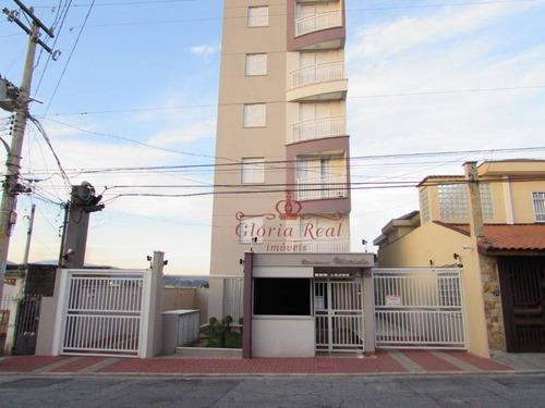 Ótimo Apartamento À Venda, Vila Pereira Barreto - Ap0381