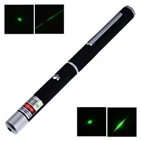 Kit 2 Sinalizador Laser Pointer Caneta Apontador V/ Efeitos