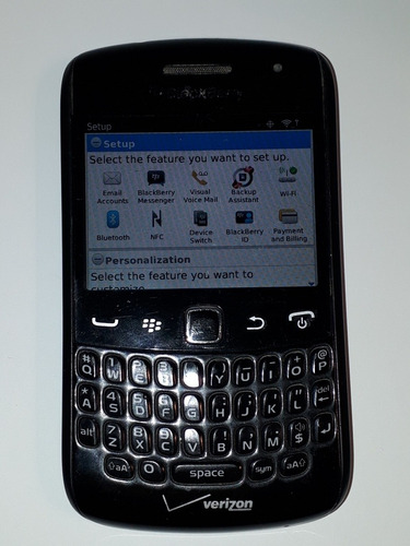 Blackberry 9370 Curve Liberado