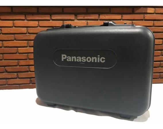Câmera Relíquia/colecionador Intacta.panasonic Nv-m2400pnvhs