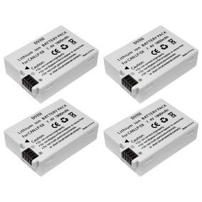 2 Baterias Para Canon Lp-e8 550d 600d 700d T2i T3i T4i T5i