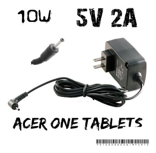 Imagen 1 de 1 de Cargador Para Tablas Acer One Tablet 10 S1002 145a 15xr 5v