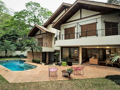 Casa Para Venda - Condomínio Forest Hills - Jandira - 383 - 34042736