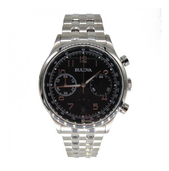 Relógio Bulova Masculino Prata
