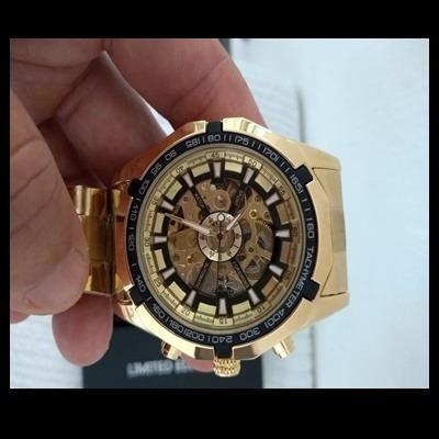 Relógio Automático De Luxo