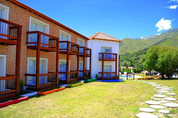 Importante Hotel En Merlo San Luis Acepta Permutas / Enrq