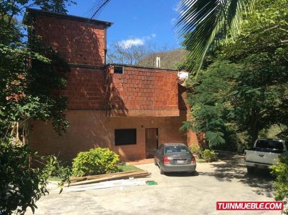 Casas En Venta, Urb. Caicaguana 18-4172