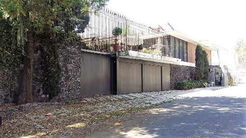 Jardines Del Pedregal, Oportunidad! Casa En Calle Cerrada Con Vigilancia