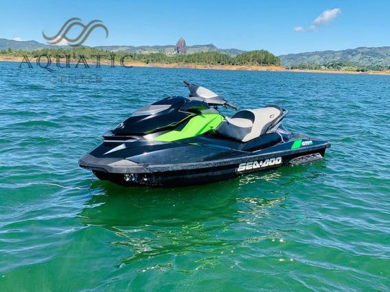 Moto De Agua Jetski Seadoo Gti 130 Se 2014