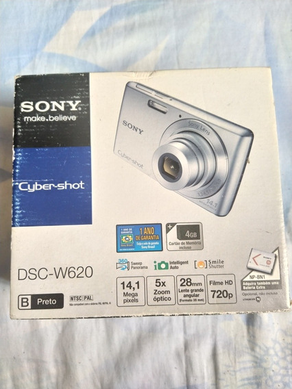 Camera Digital Sony 14.1 Mega Pixels