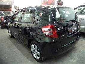 Honda Fit Lx 1.4 Flex Aut 2011 Completo + Airbag + Raridade!
