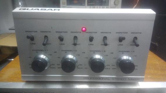 Mixer Quasar 4 Canais Qm-884
