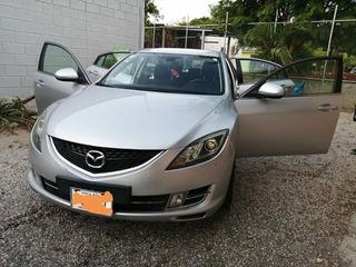 Mazda 6 Año 2009 En Perfectas Condiciones