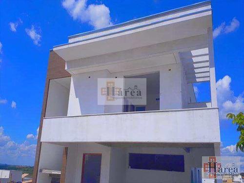 Sobrado De Condomínio Com 3 Dorms, Ibiti Reserva, Sorocaba - R$ 1.05 Mi, Cod: 13543 - V13543