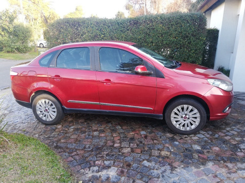 Fiat Grand Siena 1.6 C/gnc 2016