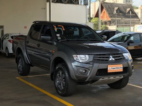 Mitsubishi L200 Triton 2.4 Hls Chrome 4x2 Cd 16v Flex 4p