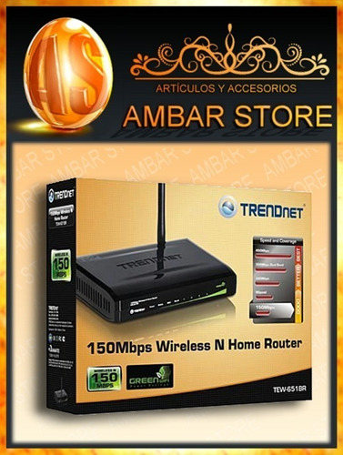 Router Trendnet 150mb/s