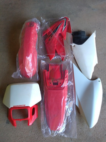 Kit De Plásticos Originais Honda Crf 230