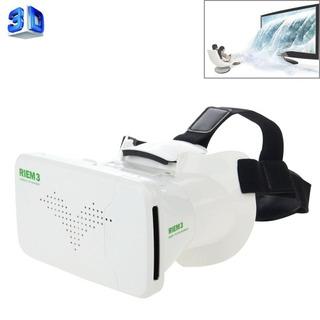 Realidad Virtual Ritech Riem 3 3d Vidrio Video 3,5 6