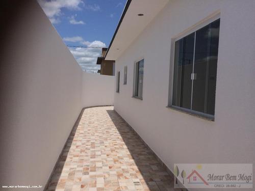 Casa Para Venda Em Mogi Das Cruzes, Villa Di Cesar, 3 Dormitórios, 1 Suíte, 2 Banheiros, 1 Vaga - 3502_1-1458281