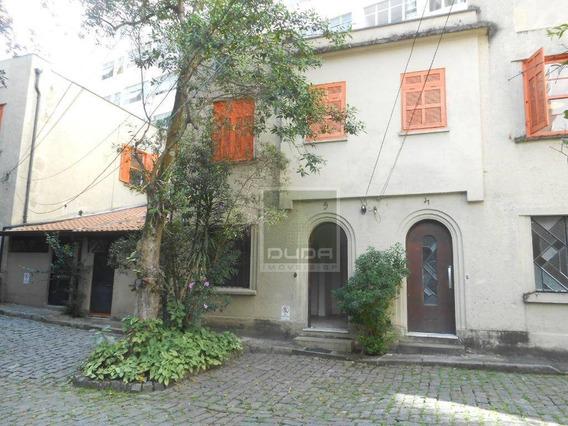 Casa Para Alugar, 74 M² Por R$ 6.000,00/mês - Higienópolis - São Paulo/sp - Ca0059