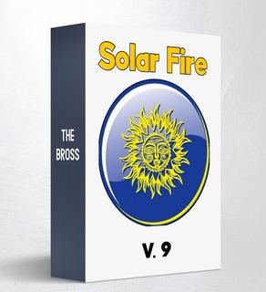 Astrología Solar 2019 Fire Win Ingles - Envio Ya - El Mejor!