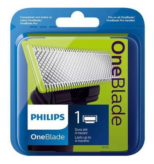 Refil Lâmina Para Barbeador Philips Oneblade One Blade Todos