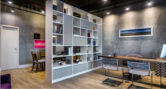 Sala Comercial Pronta Com Renda - 40 M² - Andar Alto - Mega Decorado - Sa0236