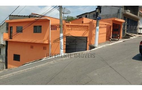 Sobrado Excelente E Amplo Com 170m² Com 3 Dormitórios - Jardim Iguatemi (alto Alegre)