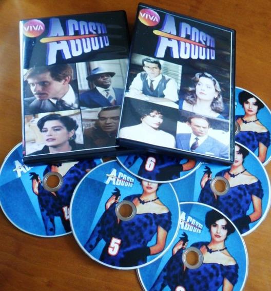 Dvd Minissérie - Agosto (viva) Frete.grátis