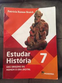 Livro Estudar História - Volume 7 - Patrícia Ramos Braick
