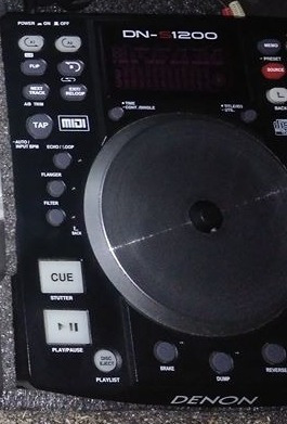 Denon Dn S-1200 Media Player Usb/cd