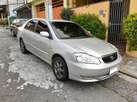 Corolla Se-g 1.8 Automático