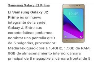 A La Venta Samsung Galaxi J2 Prime