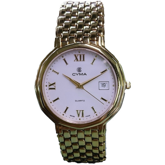 Relógio Cyma - Branco - 117.488