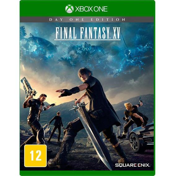 Final Fantasy Xv Xbox One Mídia Física