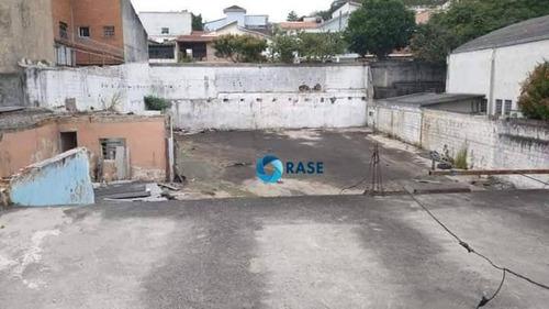 Terreno À Venda, 860 M² Por R$ 2.900.000 - Butantã - São Paulo/sp - Te0020