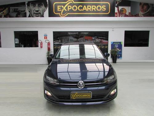 Imagem 1 de 11 de Volkswagen Polo Highline 1.0 200 Tsi - Ano 2020 - Financio