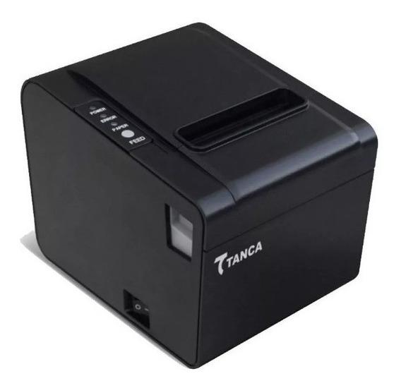 Impressora Tanca Tp450 Ethernet Serial E Usb Garantia 3 Anos